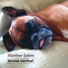 "Sohm, Günther ""brutal normal"" CD"